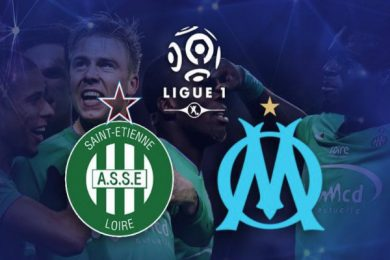 Saint Etienne vs Marseille
