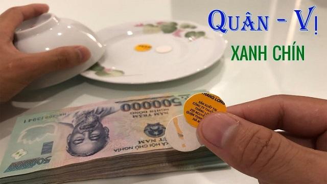 Đánh xóc đĩa xanh chín dựa nhiều vào sự may mắn