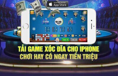 Hướng dẫn chi tiết cách tải game xóc đĩa iOS/Android/Desktop