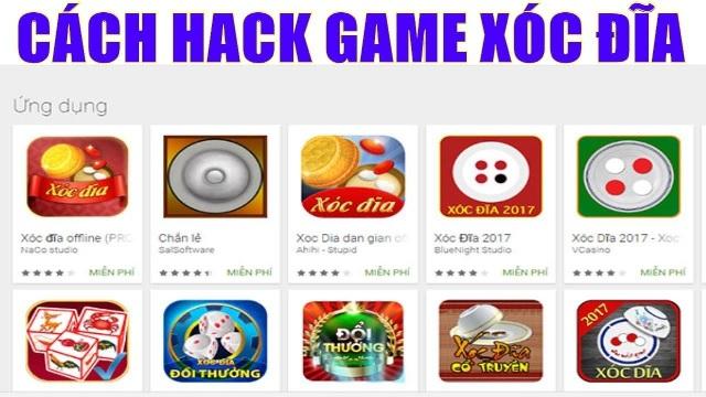 Tải game hack xu xóc đĩa đổi thưởng về điện thoại di động