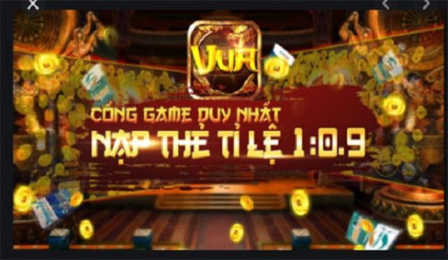 Vua Win cổng game xóc đĩa đổi có phong cách phục vụ chuyên nghiệp