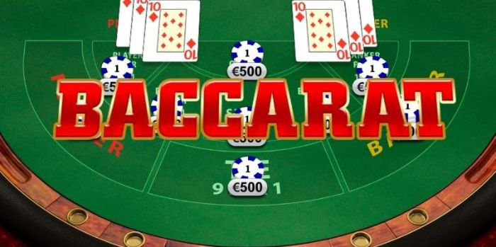Trò Baccarat của nhà cái 188bet đưa ra luật chơi tương đối dễ hiểu