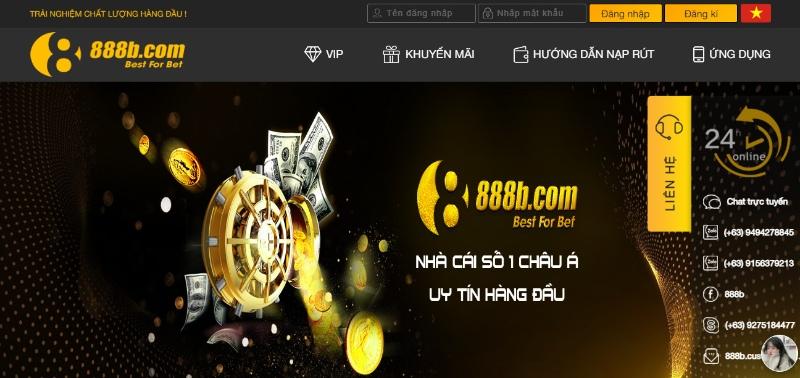 Casino 888b là một sân chơi uy tín thu hút được đông đảo các thành viên tham gia