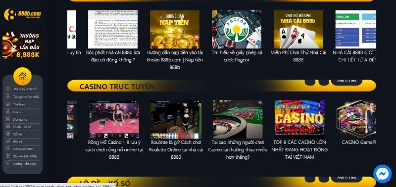 Casino 888 Net