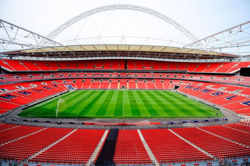 Sân vận động Wembley, Anh