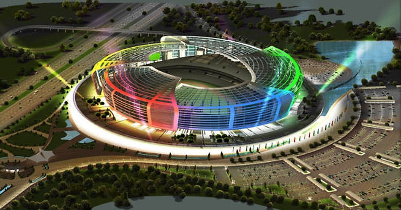 Sân vận động Olympic, Azerbaijan