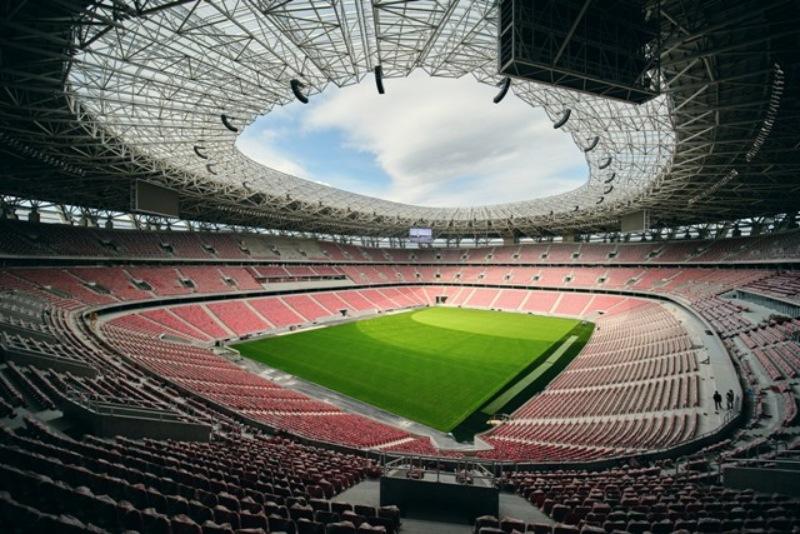 Sân vận động Puskas Arena, Hungary