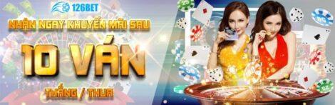 Nhà cái 126Bet- Casino trực tuyến