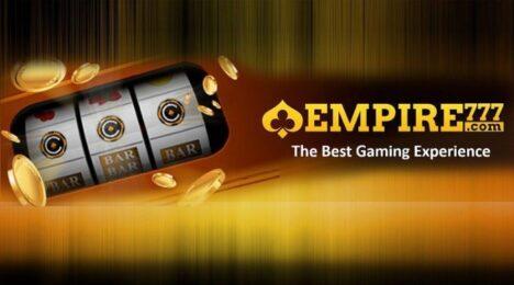 Nhà cái Empire777-Chọn kèo casino trực tuyến