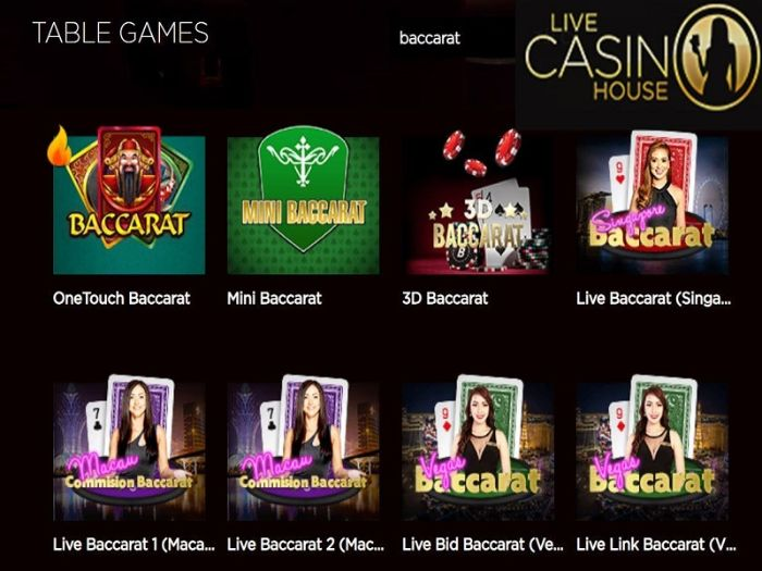 Nhà cái luôn tuyển chọn trò chơi đến từ các nhà cung cấp game uy tín hàng đầu