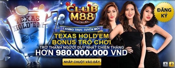 """M88 là nhà cái thuộc diện """"lão làng"""" tại Việt Nam"""