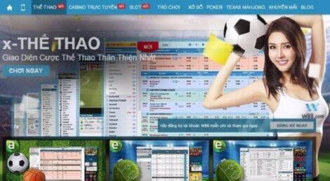 Nhà cái W88 -Review casino trực tuyến