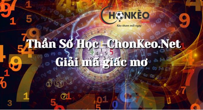 thần số học Chonkeo.net giải mã giấc mơ