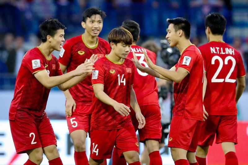 Đội Hình Tuyển Việt Nam và đánh giá tại World Cup 2022