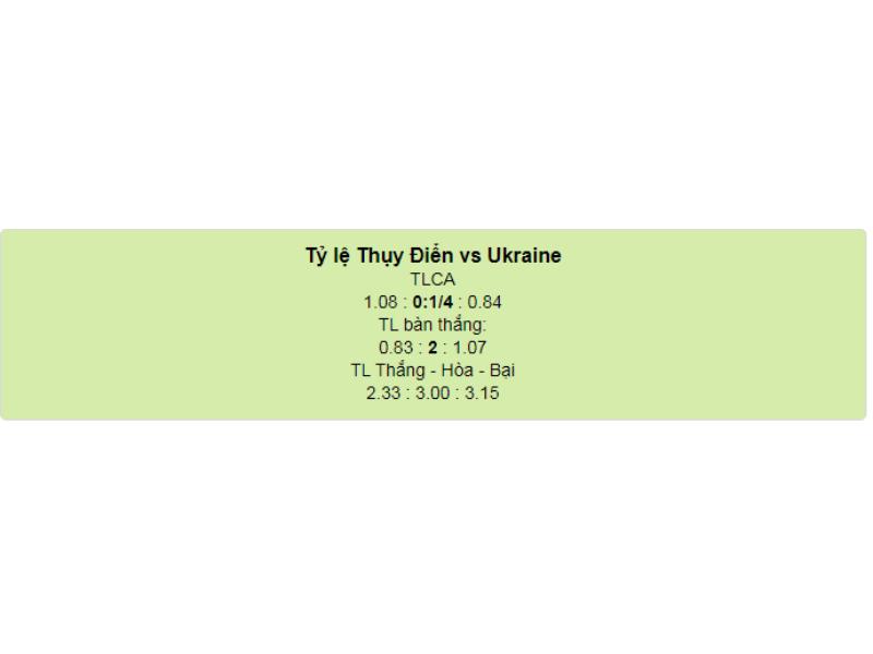ty-le-keo-bong-da-giua-thuy-dien-vs-ukraine
